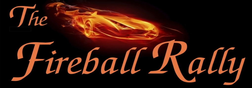 Fireball Rally Logo