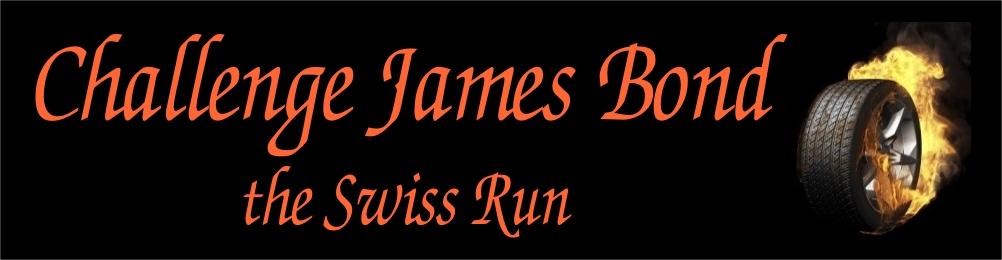 Fireball Rally - james bond Swiss