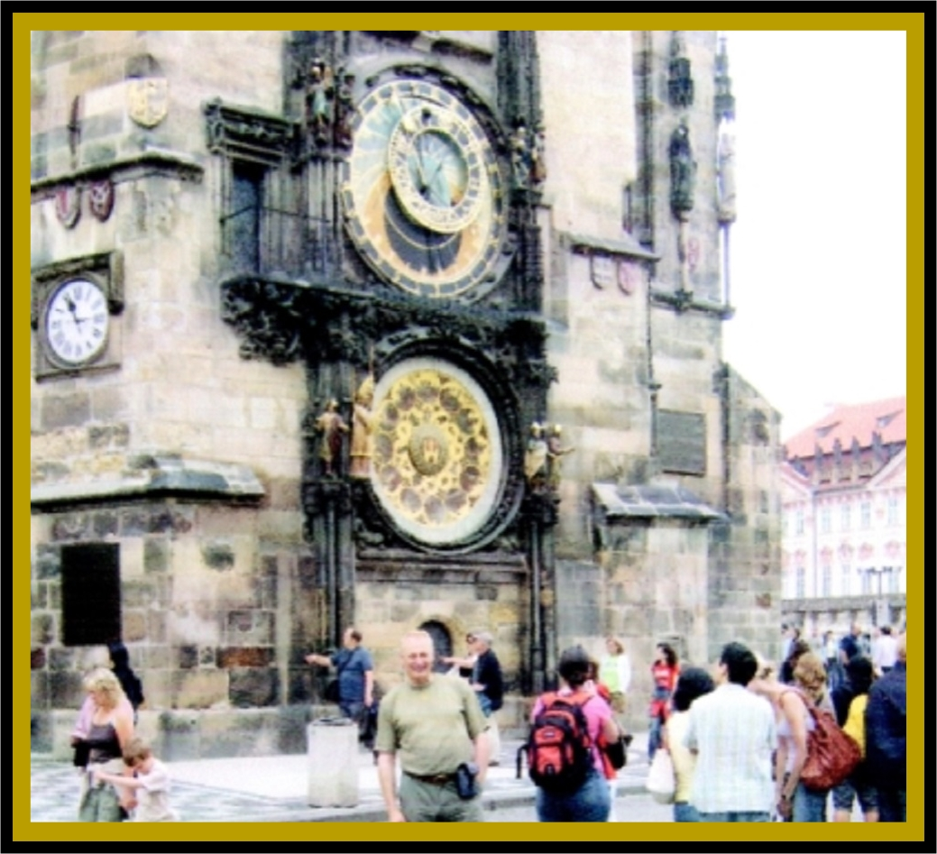 Fireball Rally - Astronomical-Clock