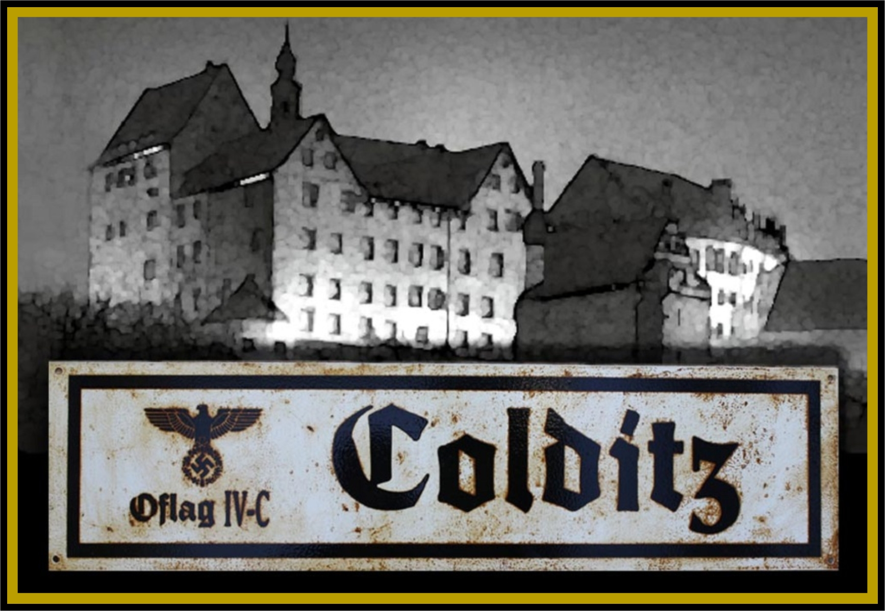 Fireball Rally - Colditz