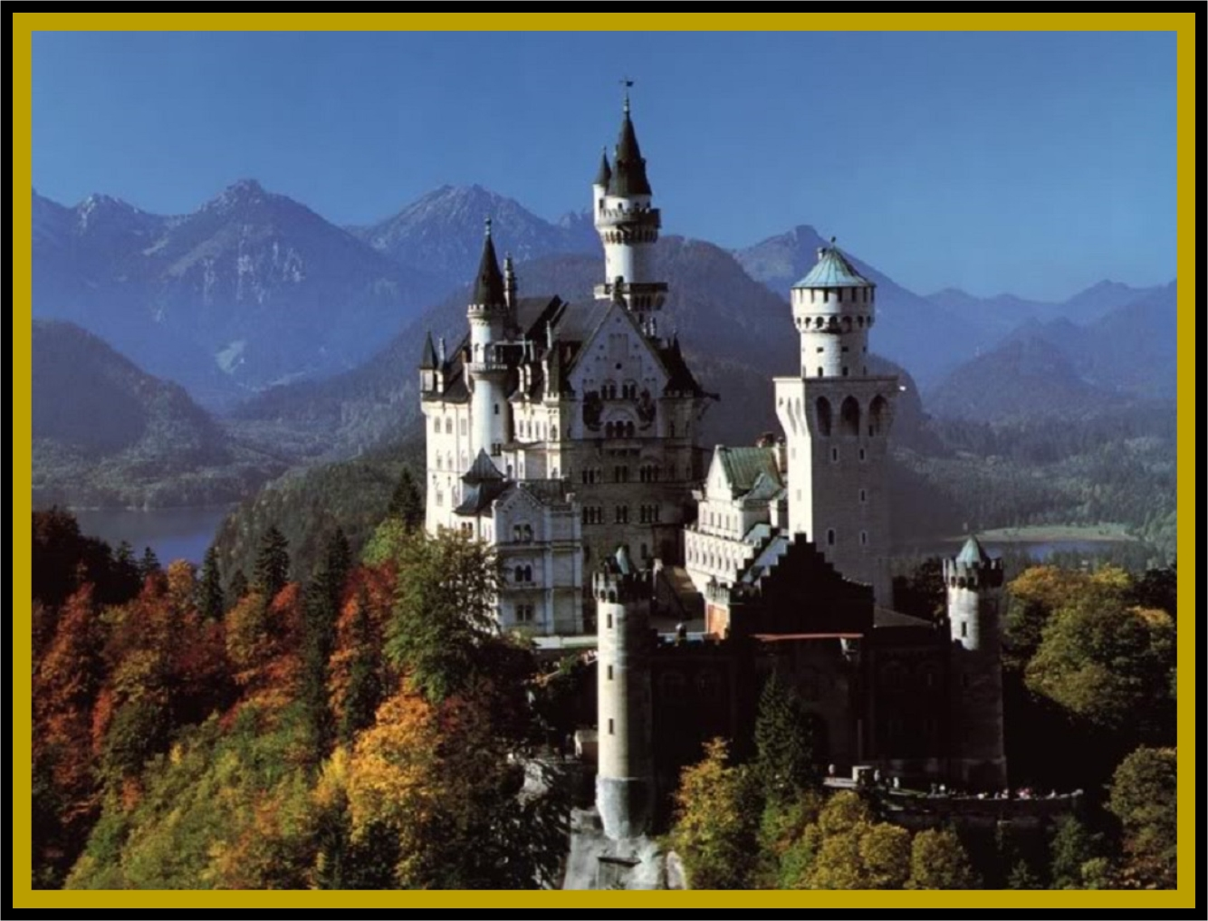 Fireball Rally - Neuschwanstein Castle