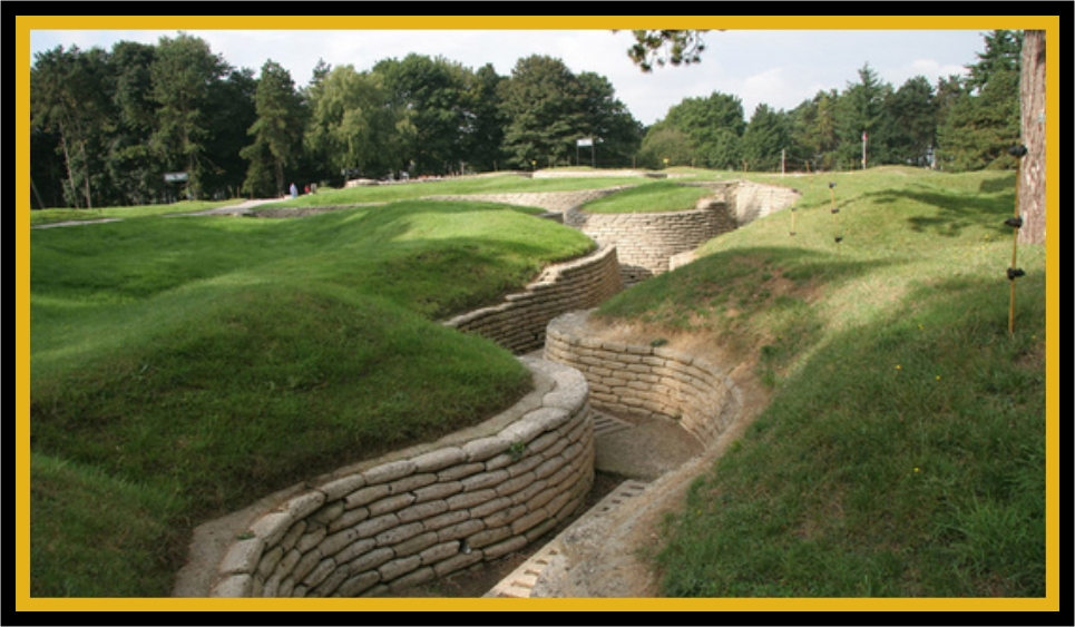Fireball Rally - vimy-trenches