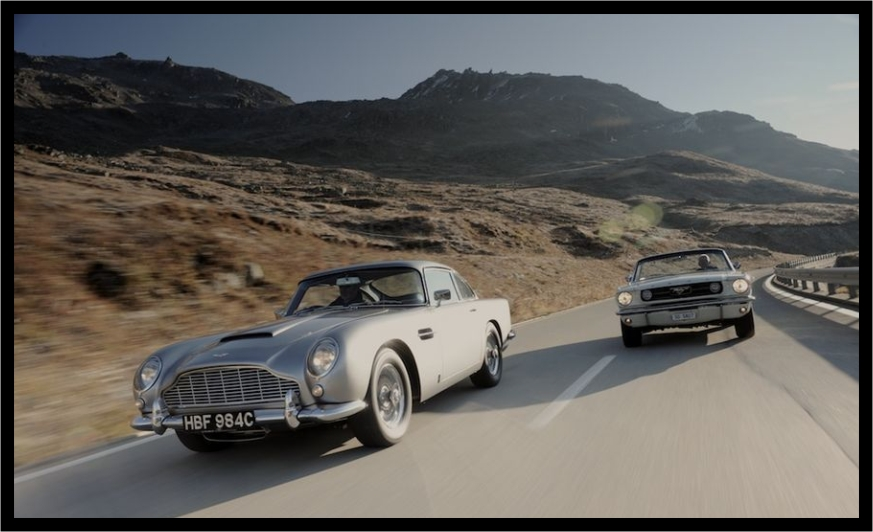 Fireball Rally - db5