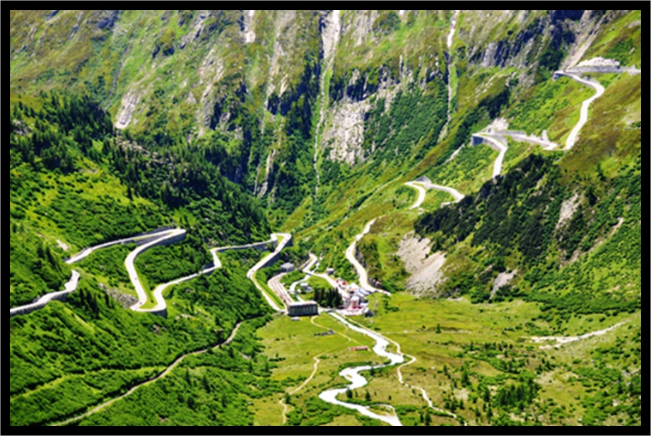 Fireball Rally - furka-grimsel-pass