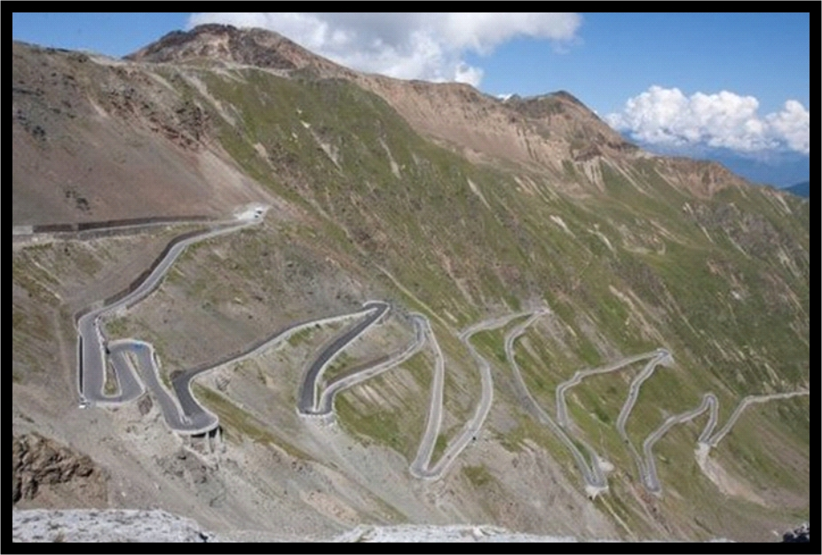 Fireball Rally - stelvio-pass