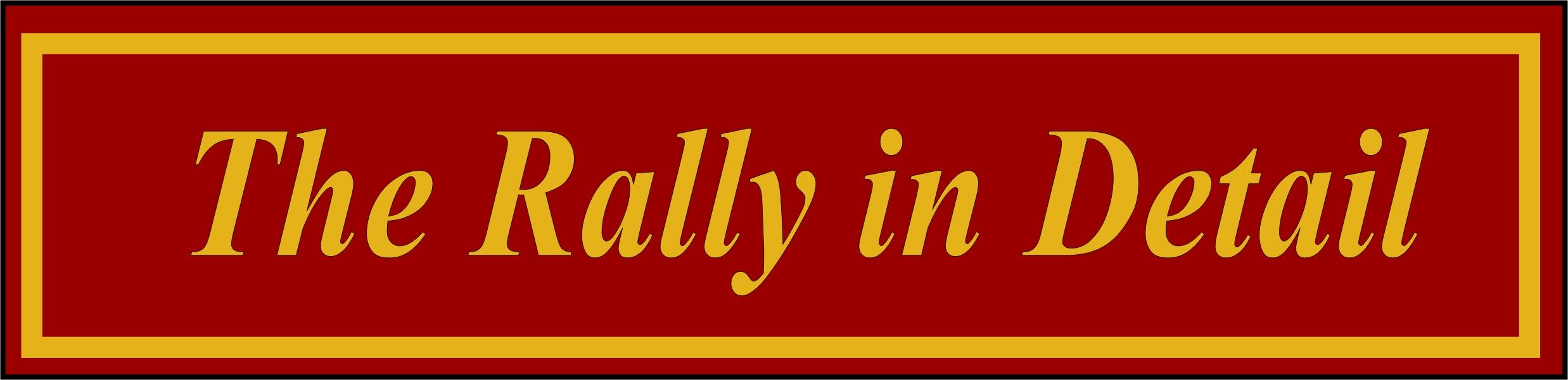 European Car Rally - Fireball Rally