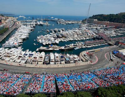 May 2017 – Monte Carlo
