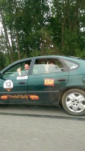 Fireball Rally