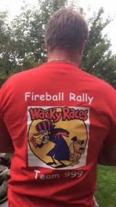 Fireball Rally 2017