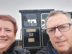 Snowdon-Train